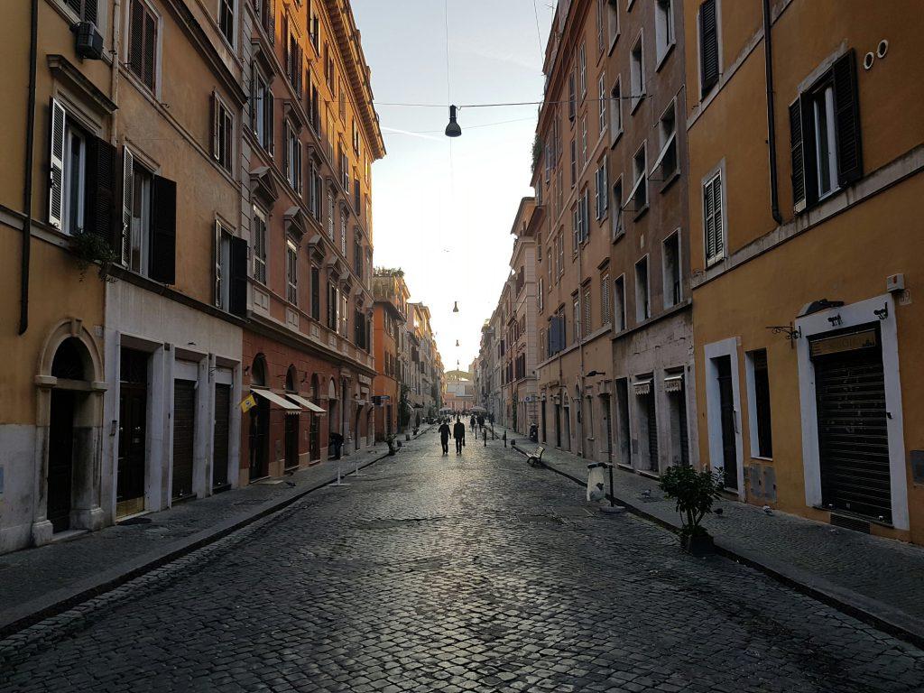 StraГџen In Rom